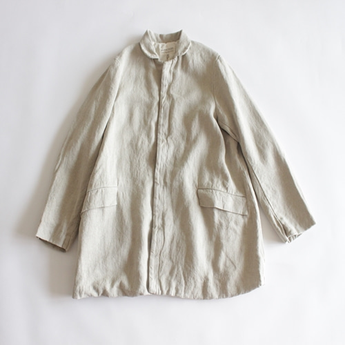GARMENT REPRODUCTION OF WORKERS x Vlas Blomme  Collaboration Coat