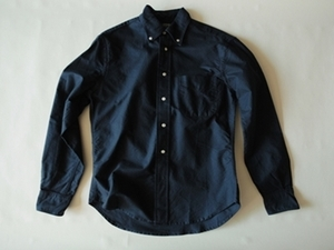 NANAMICA x Gitman Bros Oxford Shirt(Navy)